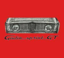 Alfa Romeo Giulia Sprint GT One Piece - Short Sleeve