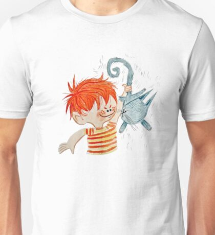 My friend Cat Unisex T-Shirt