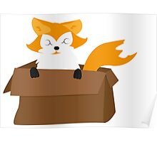 I WANT A FOX Poster
