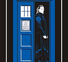 Look Inside the TARDIS by Larissa Redeker