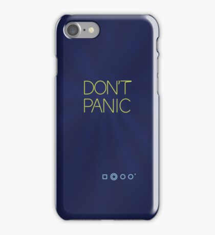 Your Own Hitchhiker's Guide  iPhone Case/Skin