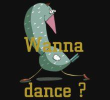 Wanna dance? Kids Tee
