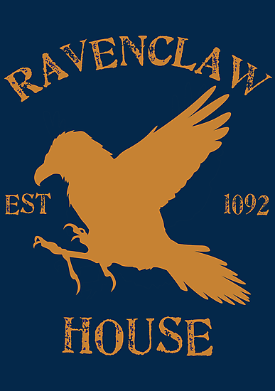 Ravenclaw House by machmigo