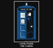 Look Inside the TARDIS Kids Clothes