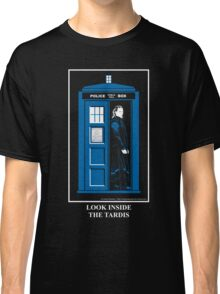Look Inside the TARDIS Classic T-Shirt