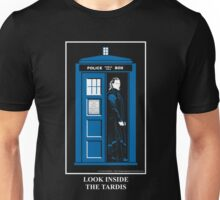 Look Inside the TARDIS Unisex T-Shirt