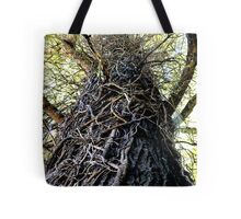 Twisted (in color) Tote Bag