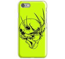 Spider attack iPhone Case/Skin