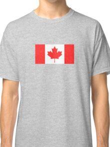 Canadian flag 2 Classic T-Shirt