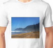 The beach & the mountain Unisex T-Shirt