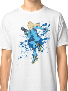 Zero Suit Samus - Super Smash Bros Classic T-Shirt