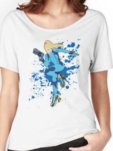 Zero Suit Samus - Super Smash Bros Women's Relaxed Fit T-Shirt