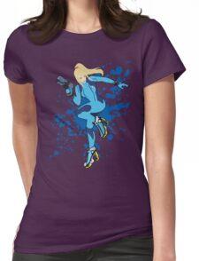 Zero Suit Samus - Super Smash Bros Womens Fitted T-Shirt