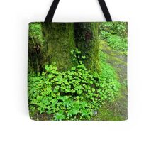 Oregon Oxalis Tote Bag