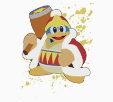 King Dedede - Super Smash Bros by PrincessCatanna