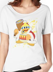 King Dedede - Super Smash Bros Women's Relaxed Fit T-Shirt