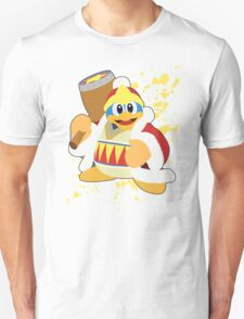 King Dedede - Super Smash Bros T-Shirt