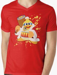 King Dedede - Super Smash Bros Mens V-Neck T-Shirt