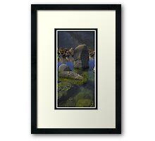 Williams Lake. Arizona Framed Print