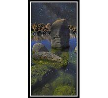 Williams Lake. Arizona Photographic Print