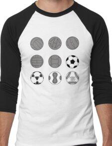 Evolution of the Ball Men's Baseball ¾ T-Shirt