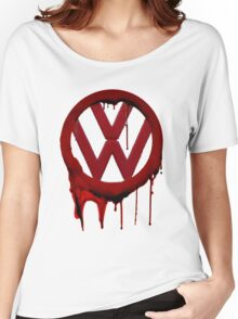 VW Blood drip Women's Relaxed Fit T-Shirt
