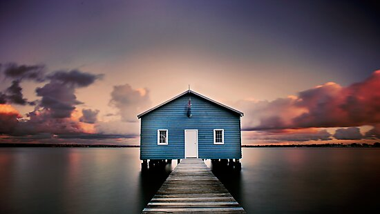 Crawley Boatshed by Austin Dean