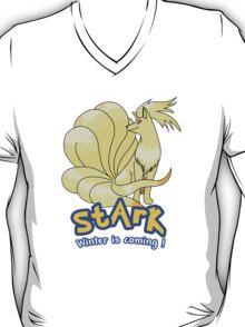 Stark Ninetales Game of Thrones T-Shirt