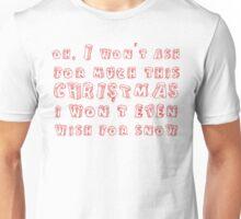 Mariah Christmas Lyric Tee Unisex T-Shirt