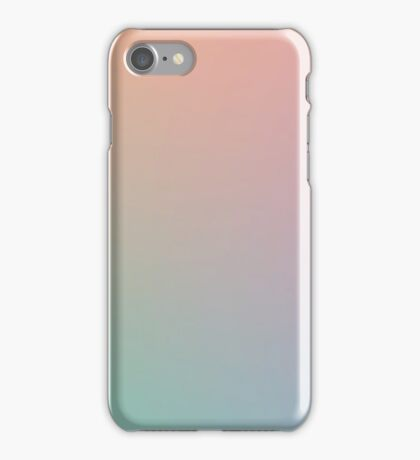 EVOLUTION - Plain Color iPhone Case and Other Prints iPhone Case/Skin