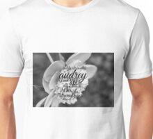 Audrey noble Unisex T-Shirt
