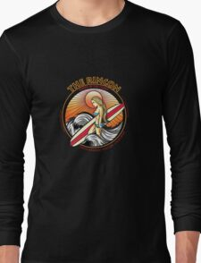 THE RINCON, QUEEN  OF THE COAST Long Sleeve T-Shirt