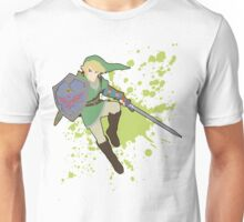 Link - Super Smash Bros Unisex T-Shirt