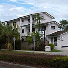 The Apartments, Trinity Beach, Suburb of Cairns. Que. by Rita Blom