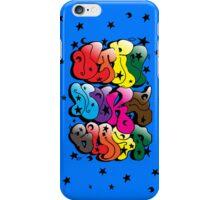 Ultra Nuke Blast (colour) iPhone Case/Skin