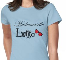 mademoiselle lolita Womens Fitted T-Shirt