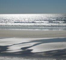 Shimmer, Beach near Penguin, Tasmania, Australia. Sticker