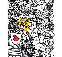 Percentum Mermaid by PercentumDesign