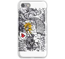 Percentum Mermaid iPhone Case/Skin