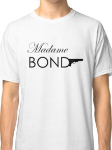 james bond girl Classic T-Shirt