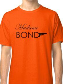 james bond girl Classic T-Shirt