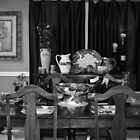Grandmother&#x27;s Dining Room by Sherry Hallemeier