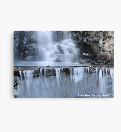 Waterfall PC Canvas Print