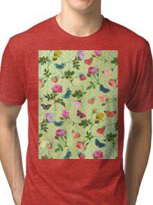 Golden Spring Tri-blend T-Shirt