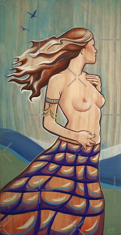 Akela by Sarah  Mac