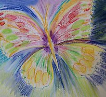 BUTTERFLY to flutter by and settle with you! by Shoshonan