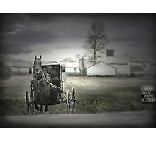 The Amish of Lancaster County Photographic Print