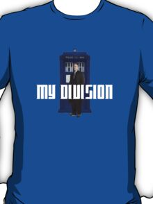 lestrade's new division T-Shirt