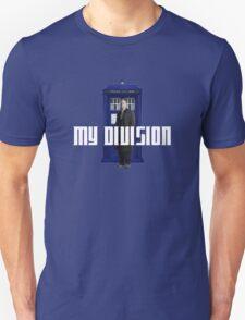 lestrade's new division T-Shirt