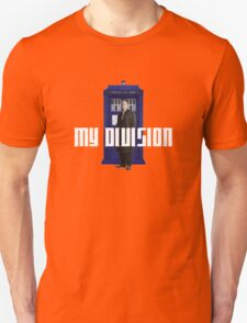 lestrade's new division Unisex T-Shirt